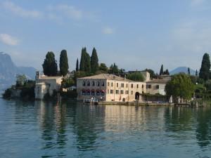 Italiaanse les studietrip Punto San Vigilio